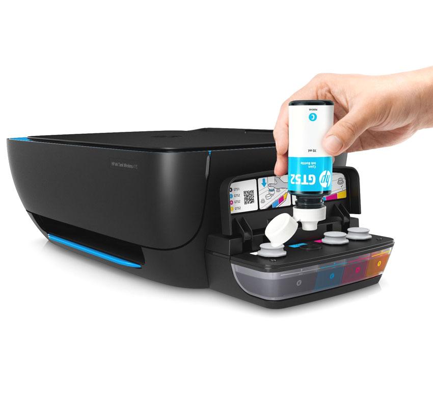 hp 419 wireless printer
